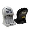 Ładowarka GJT do baterii alkalicznych i akumulatorów AA AAA