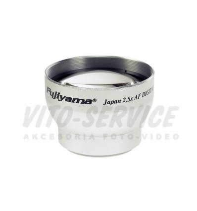 Tele-konwerter 0,45x 37mm + macro