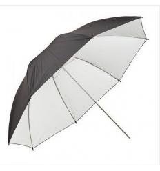 Parasolka czarno-biała 90cm