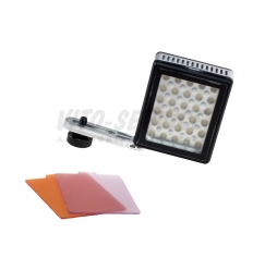 Lampa LED CN-LUX300 do kamery i aparatu
