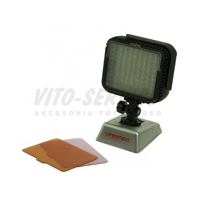 Lampa LED CN-LUX1000 do kamery i aparatu