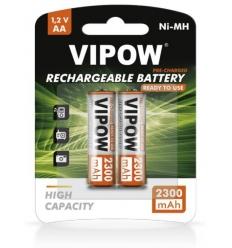 Akumulatorki VIPOW HR6 2300 mAh Ni-MH 2szt/bl RTU