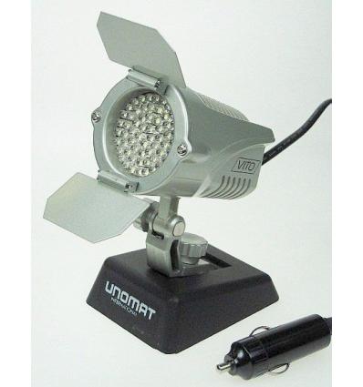 Lampa LED do kamery SXD-002 SET 12 V