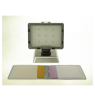 Lampa LED CN-48 do kamery i aparatu