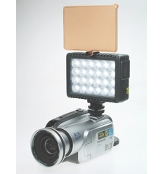 Lampa LED R-50 do kamery i aparatu