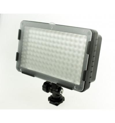 Lampa LED CN-160 do kamery i aparatu